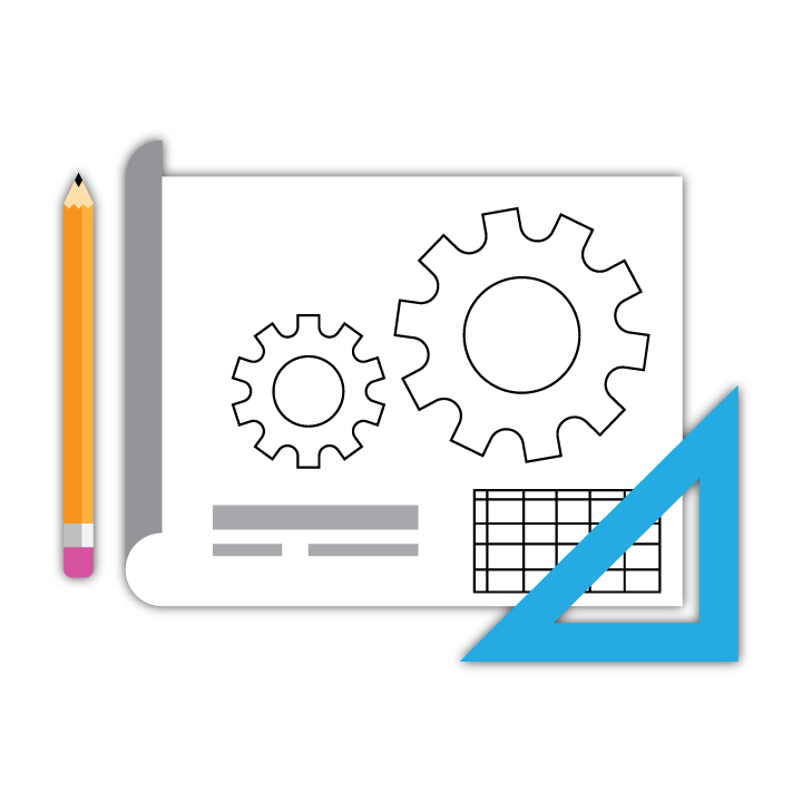 Project Development Icon