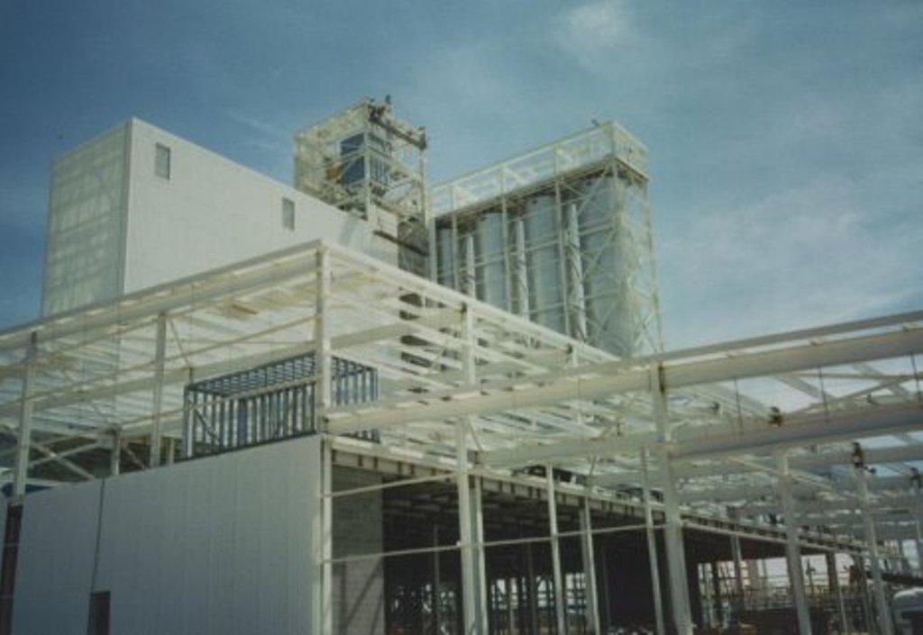 New Salt Plant New Johnsonville