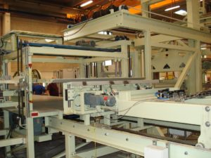 automated packaging insulation plant unitizer
