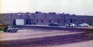 Rice County Kansas Jail - American Industrial Group